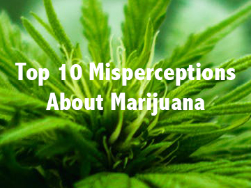 Misperceptions about Marijuana.